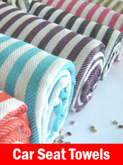 Car Seat Cover Towels