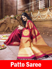 Patto Saree