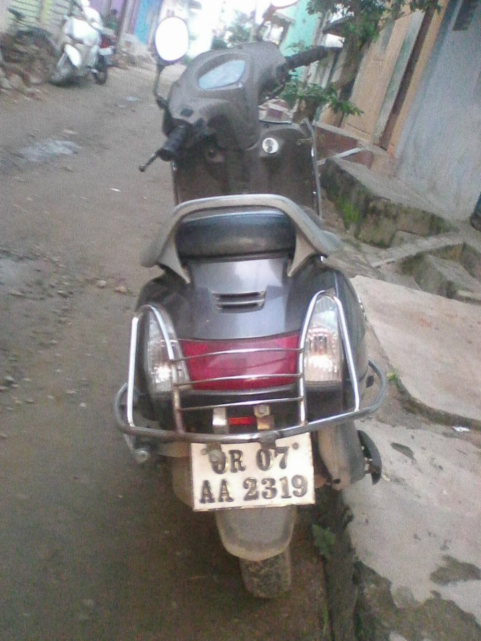 Honda Activa.good Condition For All Accessories,
