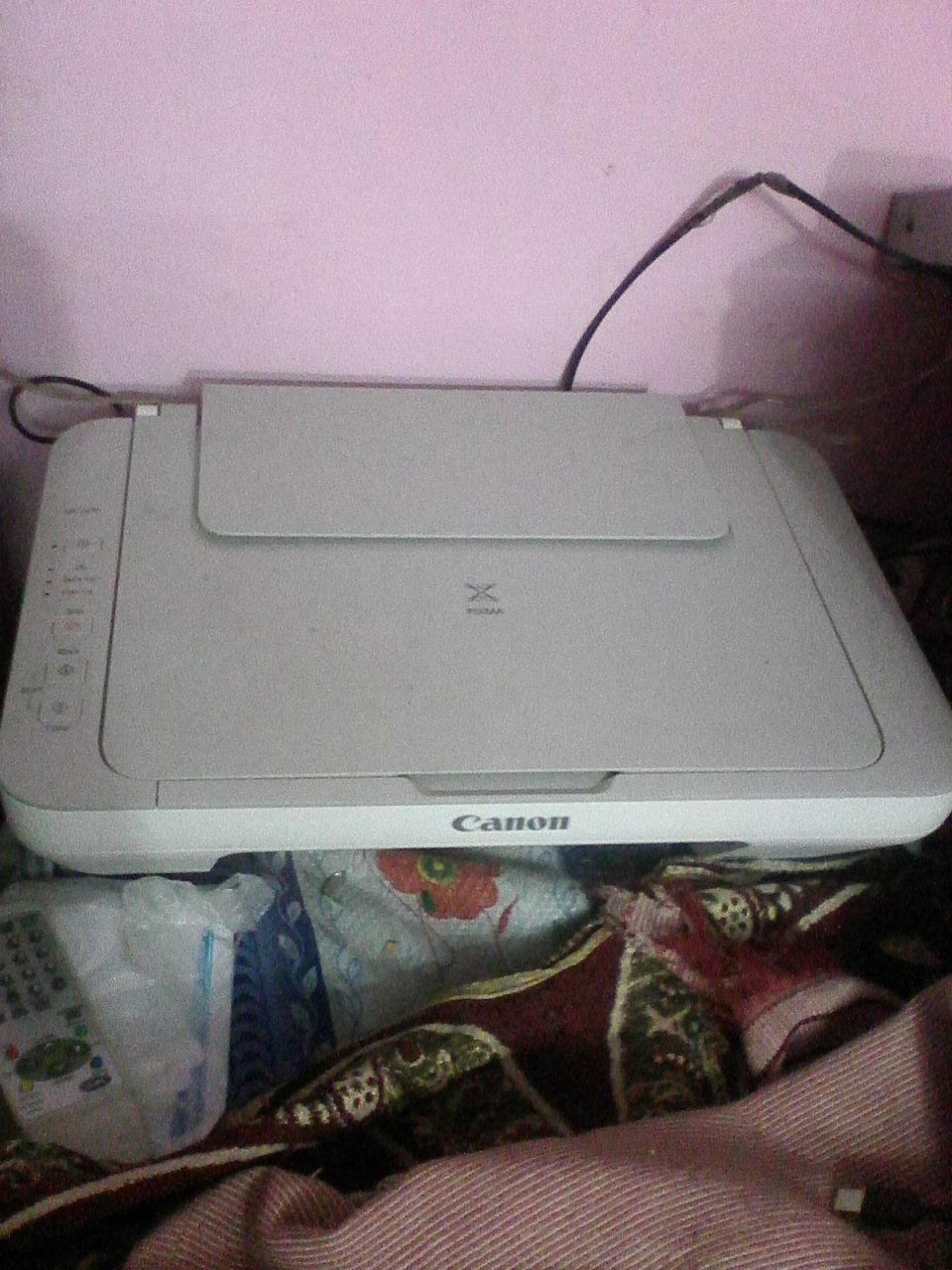 Canon color printer and scner