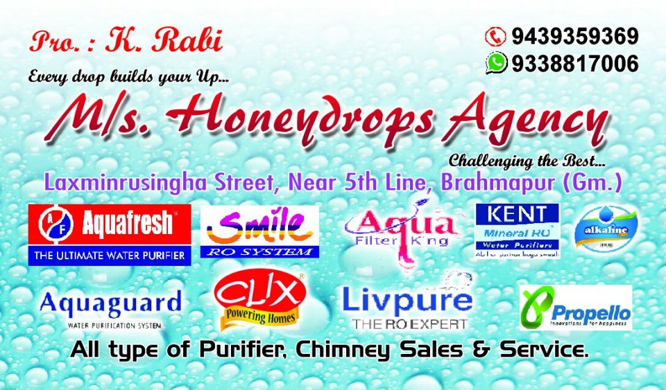 honey drops agency