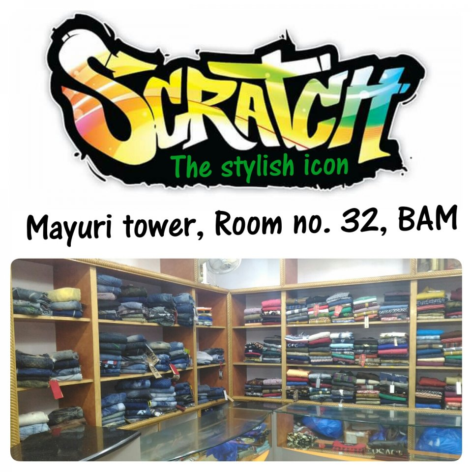 Scratch- The stylish Icon